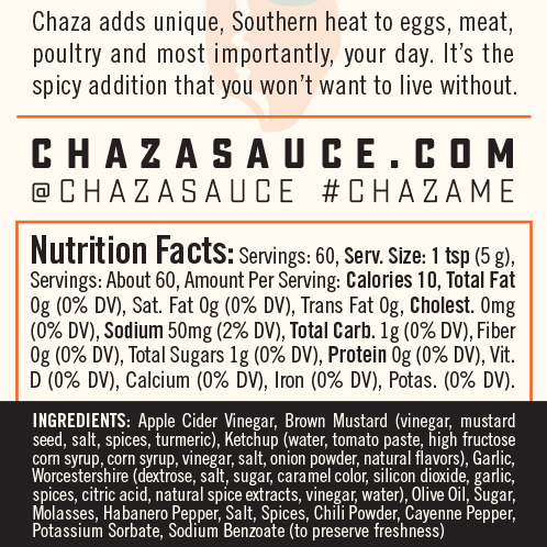 chaza-ingredients