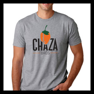 Chaza-shirt-grey-front-feature